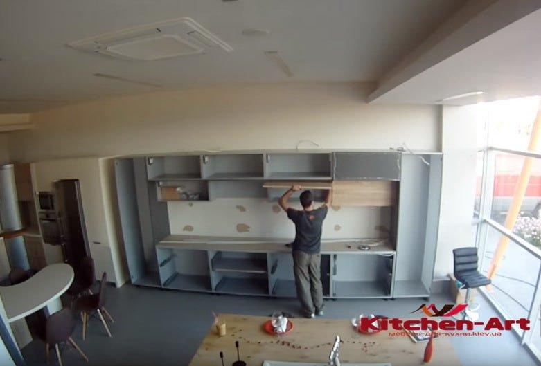 услуги сборки мебели Киев