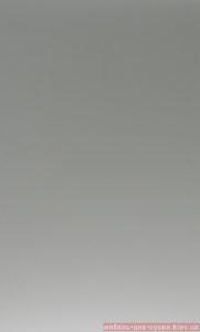 глянцевый серый пластиковый фасад на заказ