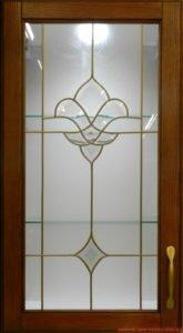 стеклянные мебельные фасады