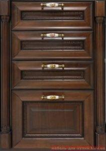 заказать изготолвение деревянных фасадов для кухни