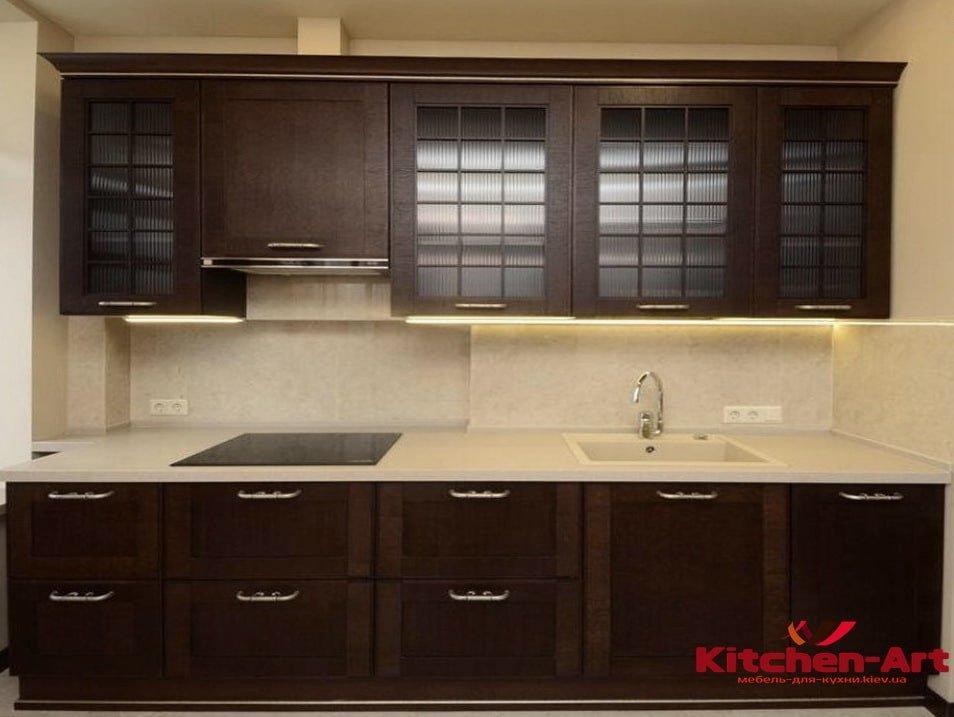 Изготовление кухонной мебели на заказ в Киеве