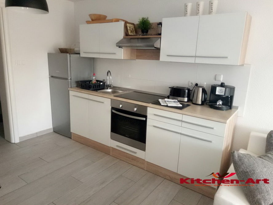 кухня для маленького помещения