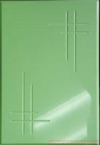 мдф фасад зеленый