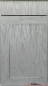 белый кухонный фасад недорого