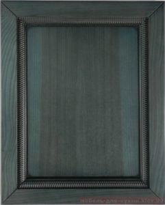 черный мебельный фасад