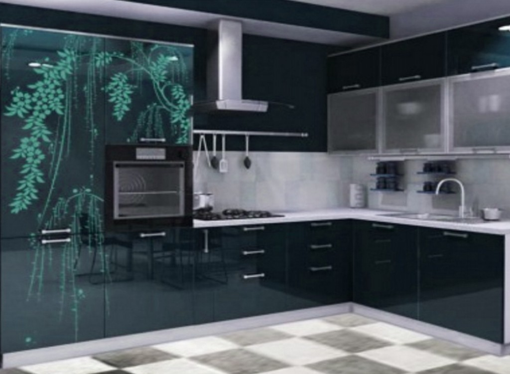 рисунки на кухне