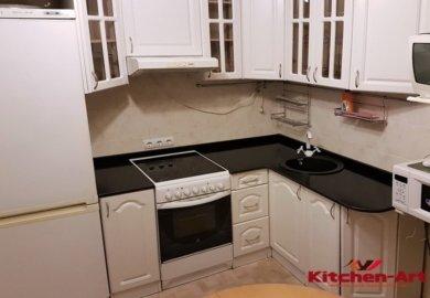 кухонная нестандартная мебель