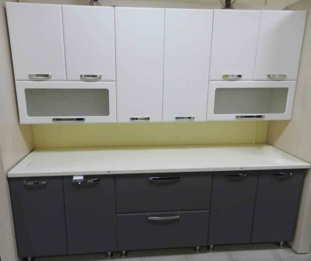 компактная маленькая кухня на заказ