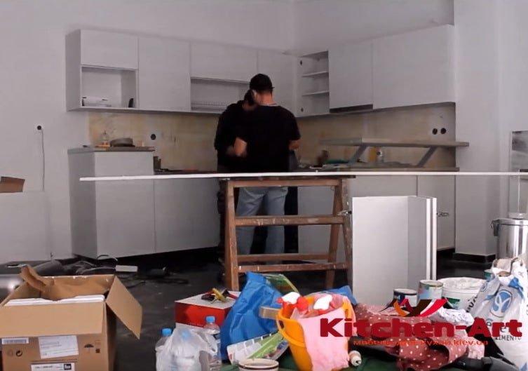 Собрать кухонную мебель Бровары
