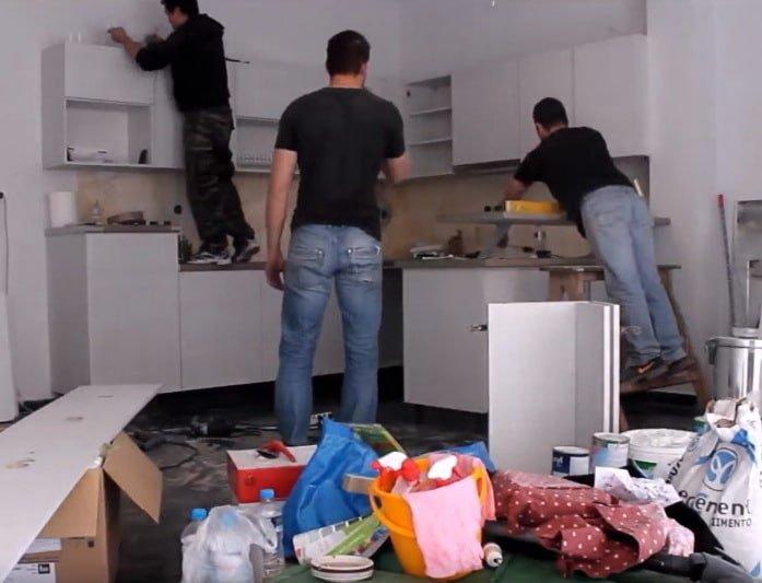 сборка кухни Ирпень