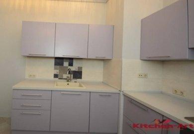 встроенная ДСП кухонная мебель
