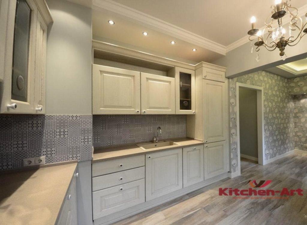 былая кухня для новой квартиры