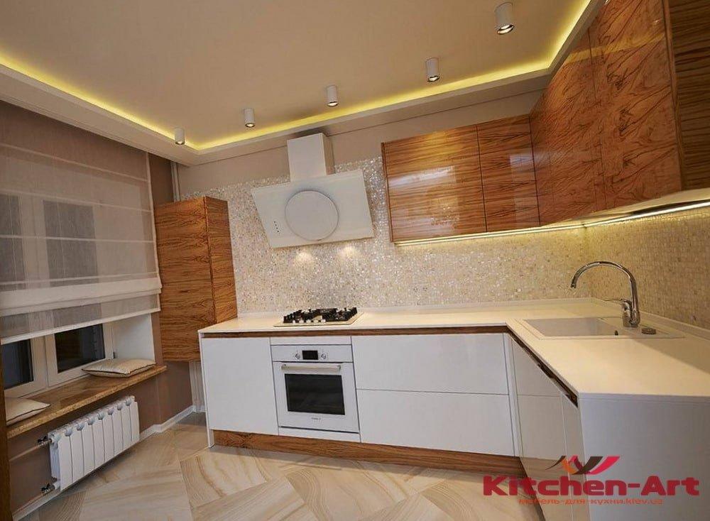 современная кухня модерн