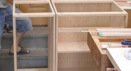 Изготовление и проектирование кухонь