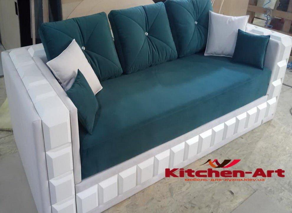 диваны для кухни на заказ в Киеве