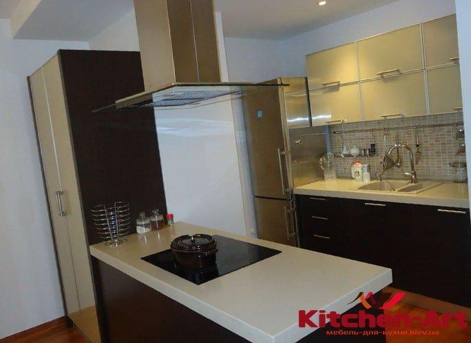 кухонная мебель для элитных домов