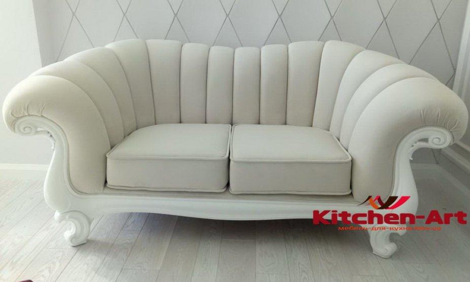 элитная мягкая мебель на кухню