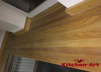 деревянная столешница подоконник на заказ