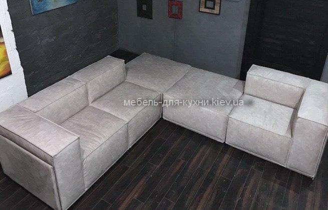 модульный диван-кровать на заказ