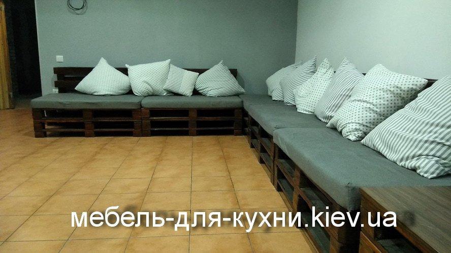 Паллеты - Мебель на заказ