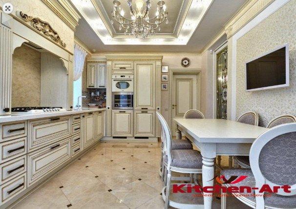 дизайнерские угловые кухни на заказ в Борисполе