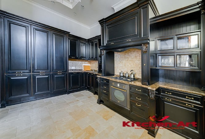 заказать угловую кухню в Киеве