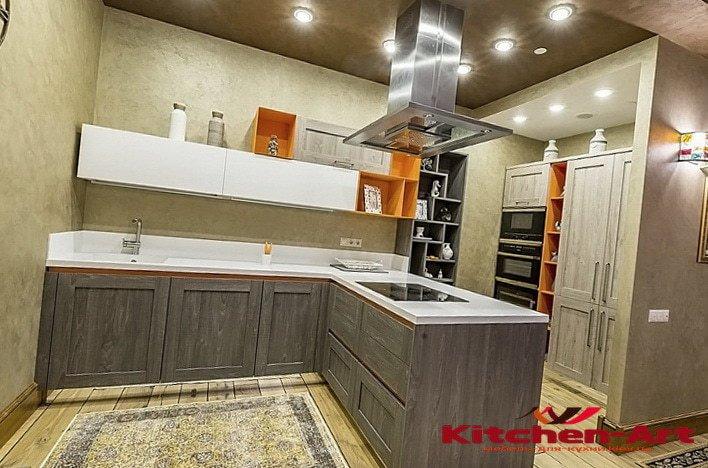 проекты кухонной мебели на заказ в городе Ирпень