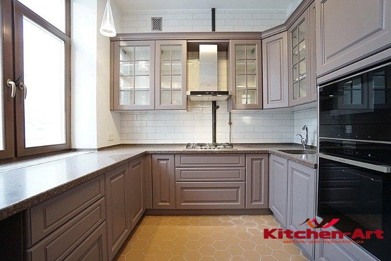 кухонная мебель в элитную квартиру