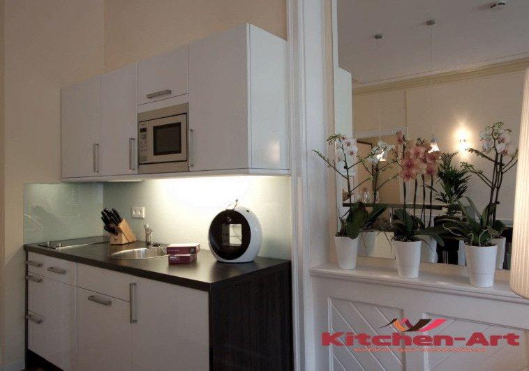 кухонная мебель в элитную квартиру под заказ
