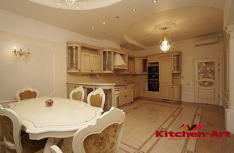 заказать красивую кухонную мебель