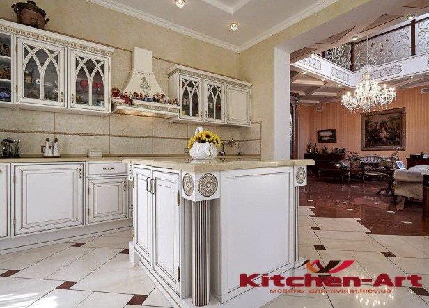 купити кухонні меблі в кредит
