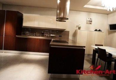 кухня лофт на заказ под заказ в Киеве