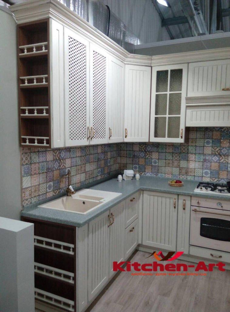 Дерев'яна кухня Львів