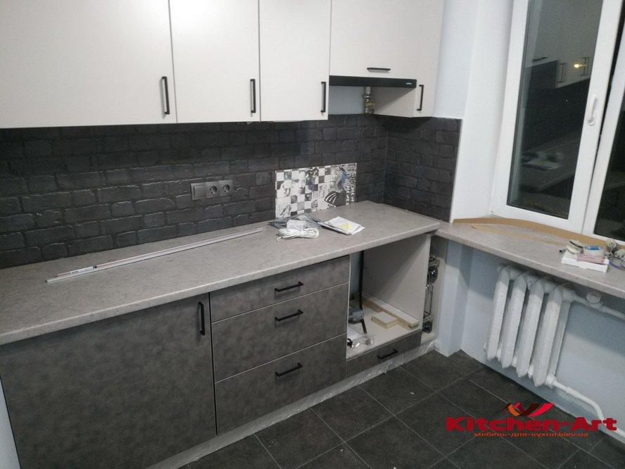 мебель в маленькую кухни под заказ