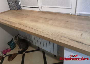изготовление деревянніх подоконников