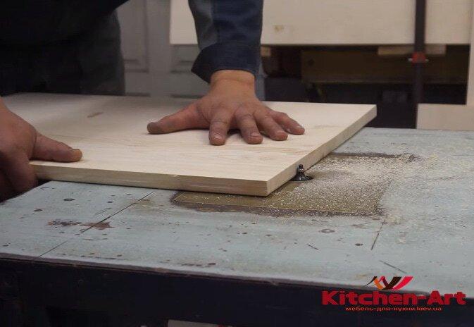 мебель в стиле лофт из дерева и металла