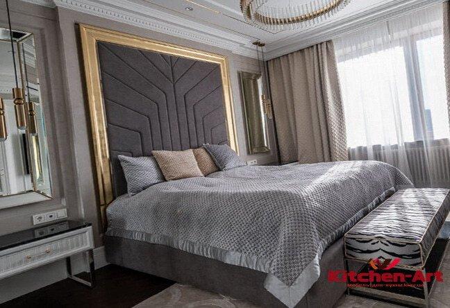 дизайнерские кровати на заказ