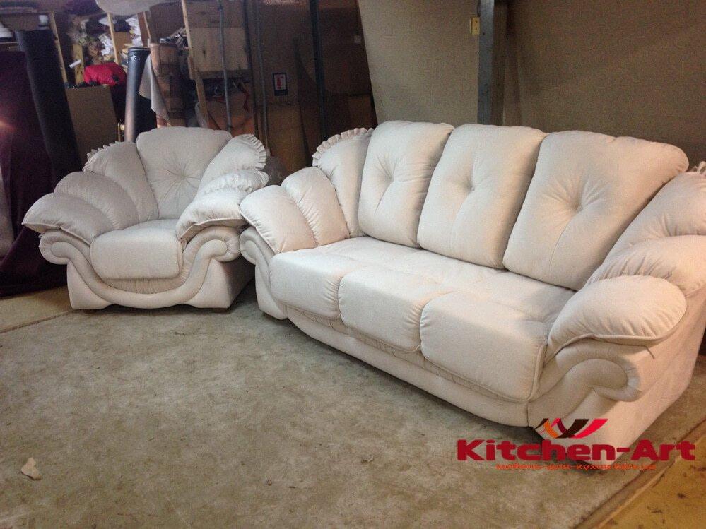 кресло и диван под заказ
