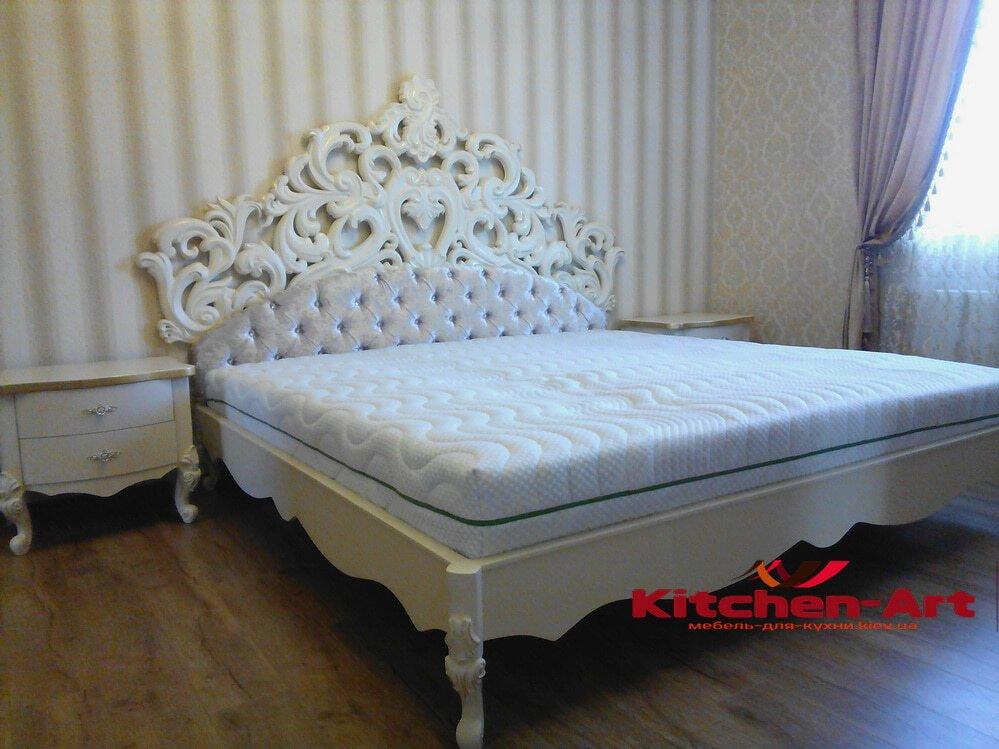 двухспальная кровать под заказ