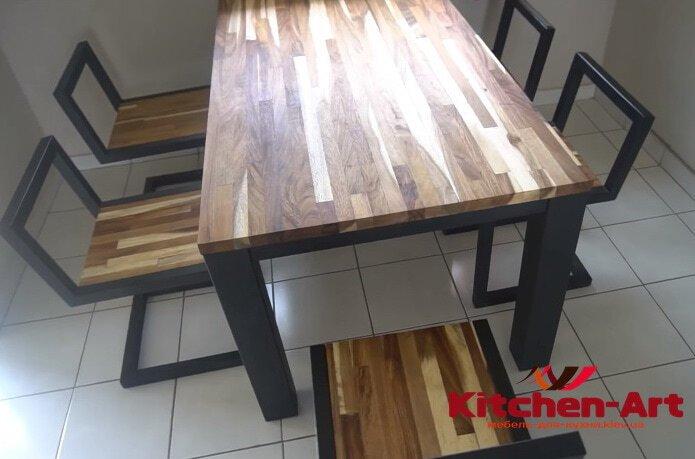Изготовление дизайнерской мебели Loft