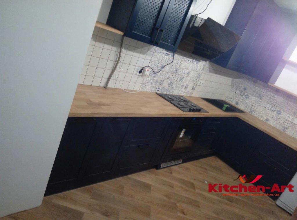кухонная столешница из массива в Ирпене