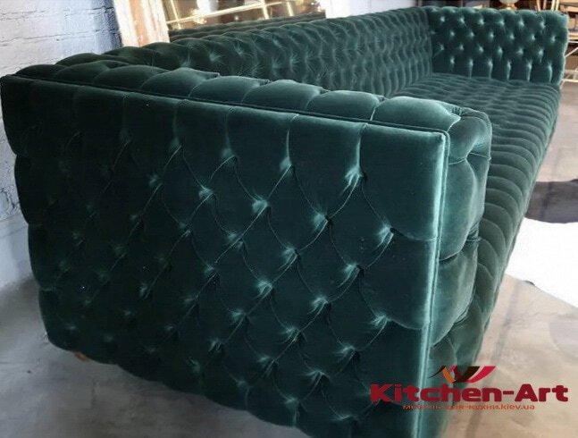 дизайнерская мягкая мебель на заказ в Киеве