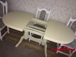 Столы из массива дерева на заказ
