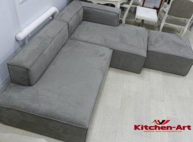 Элитный диван на заказ модульный