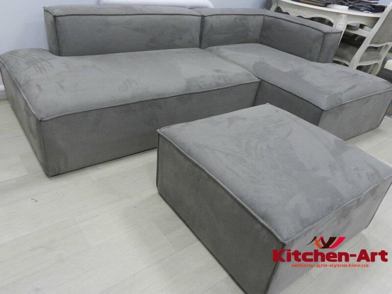 Элитный диван на заказ модульный Киев