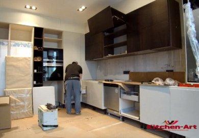 кухонная мебель под заказ Вишневое отзывы