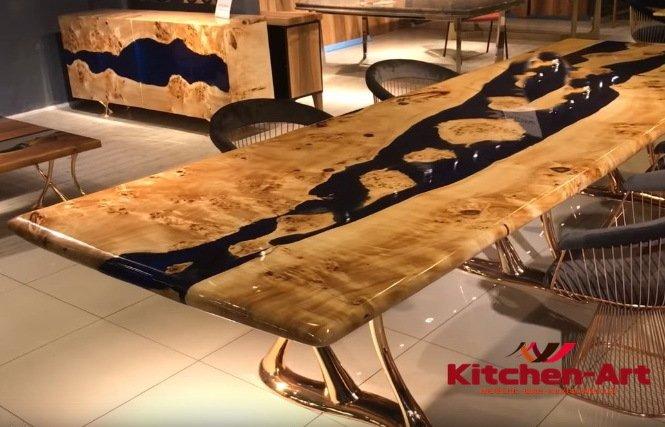 стол река на заказ Украина