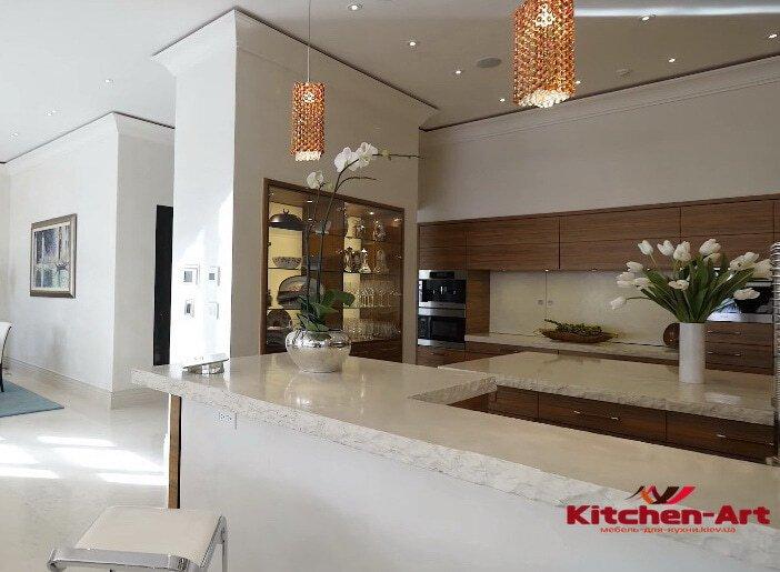 кухня на заказ москва