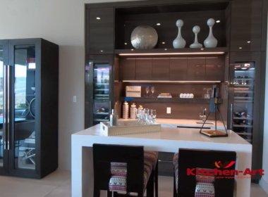 выбрать барную стойку в кухню