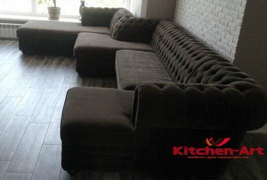 диван честер под заказ